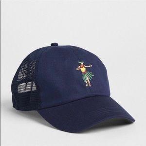 GAP Hula Girl Baseball Cap NWT